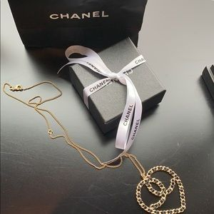 Authentic CHANEL Heart necklace
